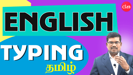Learn English typing