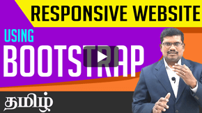 Responsive Website using Bootstrap