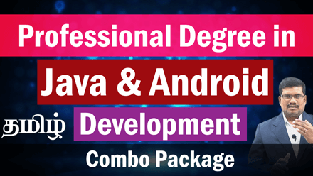 Professional Degree in Java & Android Development