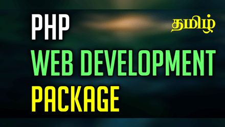 Diploma in PHP Web Development