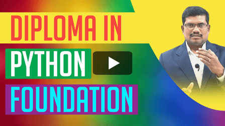 Diploma in Python Foundation