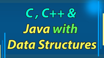 C, C++ and Java Programming